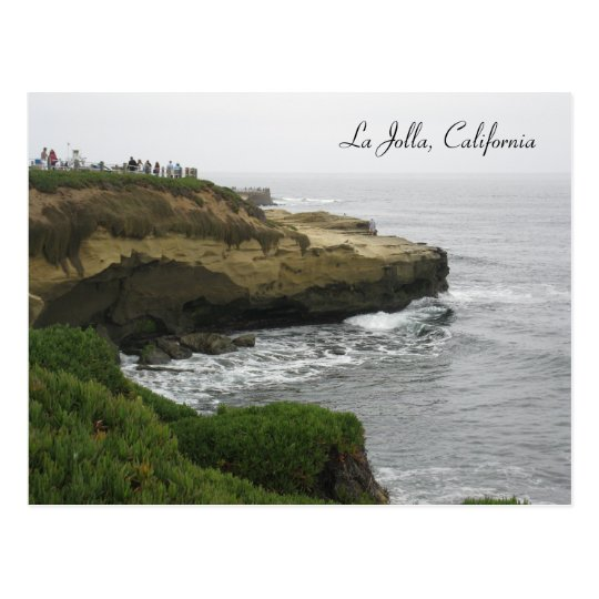 La Jolla, Postcard