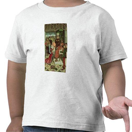 La justice de l'empereur Otto : Procès par le feu T-shirt