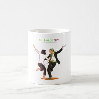 La La Fiction Coffee Mug