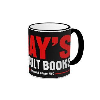 La librairie occulte du rayon mug ringer