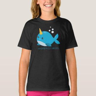La licorne de la mer badine le T-shirt