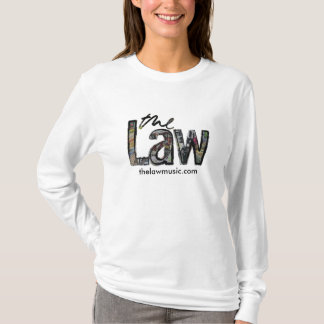 La loi - logo - sweat - shirt à capuche de dames
