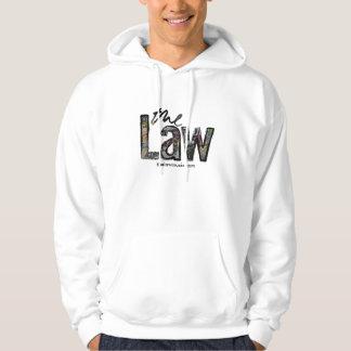 La loi - logo - sweat - shirt à capuche sweats à capuche