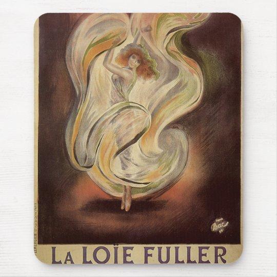 La Loie Fuller 1892 Mouse Pad