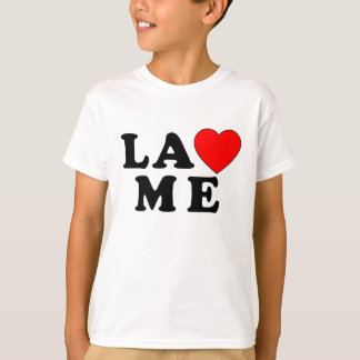 LA Loves Me - Funny Shirt 4 Kids from Los Angeles