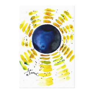 La Luna Canvas Print