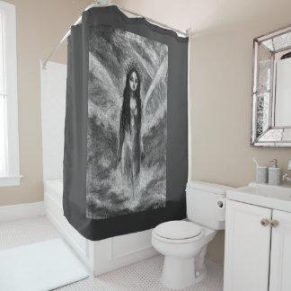 La Luna Dark Angel Fairy Woman Goth Fantasy Art