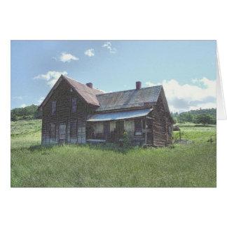 La maison du gardien carte de correspondance