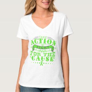 La maladie de Lyme agissent le combat pour la Tee-shirt