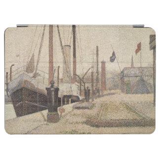 La Maria at Honfleur, 1886 iPad Air Cover