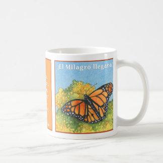 La Mariposa Monarca, taza de café Coffee Mug
