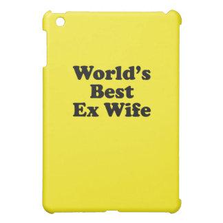 La meilleure épouse ex du monde coque iPad mini