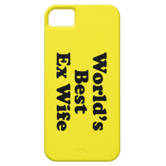 La meilleure épouse ex du monde coque Case-Mate iPhone 5