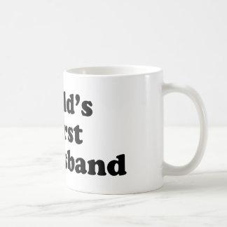 La meilleure épouse ex du monde mugs à café