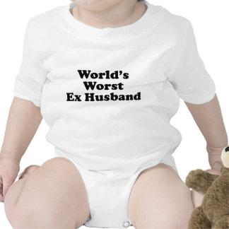 La meilleure épouse ex du monde body pour bébé