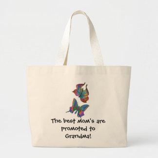 La meilleure maman obtiennent favorisée… sac en toile jumbo