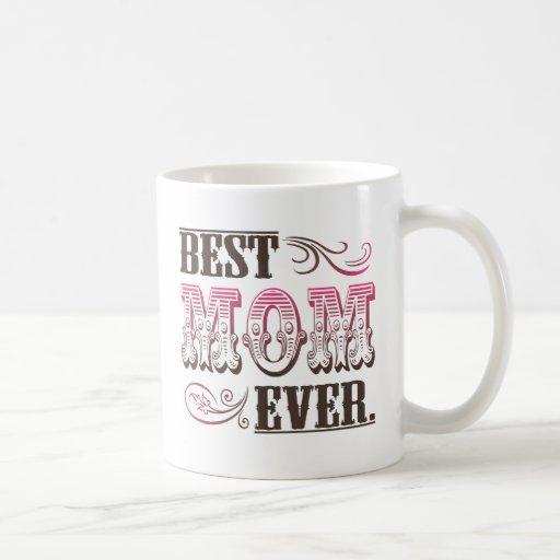 La meilleure tasse de café de maman jamais