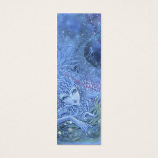 La Mer Bookmark Mini Business Card