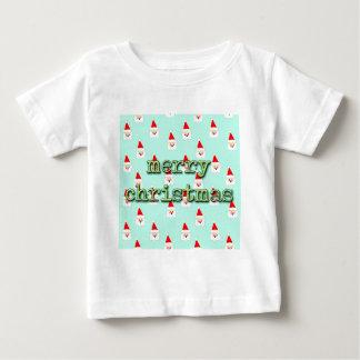 la moitié du siècle le père noël moderne de Joyeux T-shirt Pour Bébé