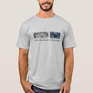 La moitié du siècle moderne t-shirt