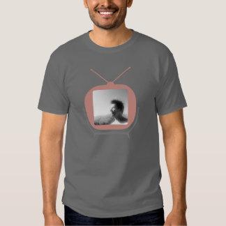 La moitié du siècle TV avec l'écran carré T Shirt