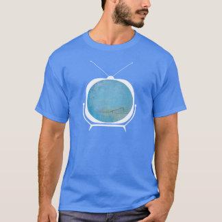 La moitié du siècle TV moderne, choisissent votre T-shirt