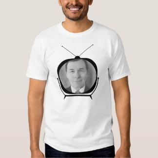 La moitié du siècle TV moderne Tee Shirt