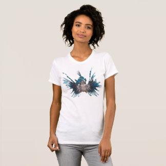 La Monde - Lionfish Woman's V T-Shirt