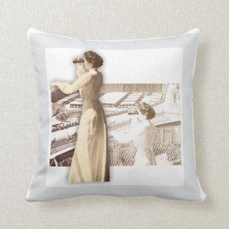La Monde - The Louisiana Purchase Exposition Pillo Throw Pillow