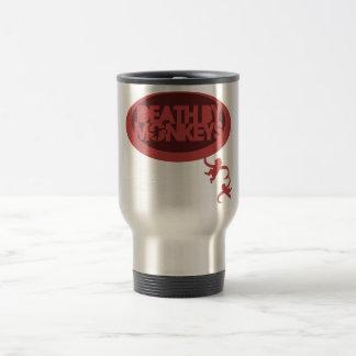 La mort par des singes mugs à café