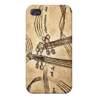 La Musique Cases For iPhone 4