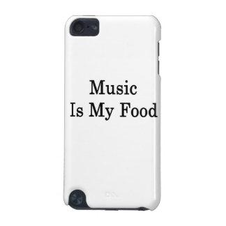 La musique est ma nourriture