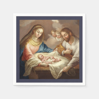 La Natividad Disposable Napkins