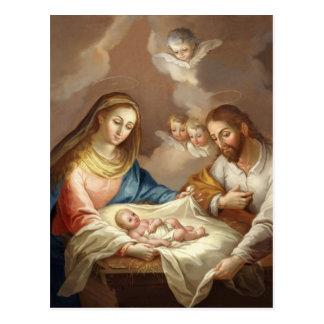 La Natividad Postcard