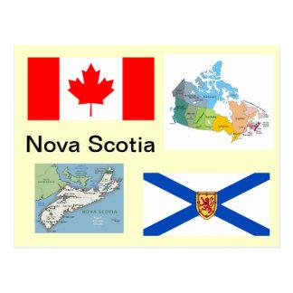 La Nouvelle-Écosse Canada Cartes Postales