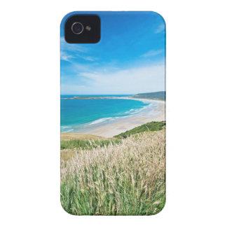 La Nouvelle Zélande, île du sud, Catlins, baie de Coque iPhone 4 Case-Mate