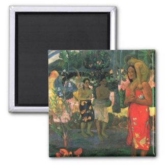 'La Orana Maria' - Paul Gauguin Magnet