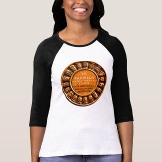 La Parrilla Mexican Restaurant 3/4 Sleeve T-Shirt