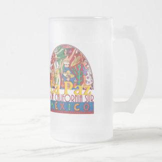 LA PAZ Mexico Mug