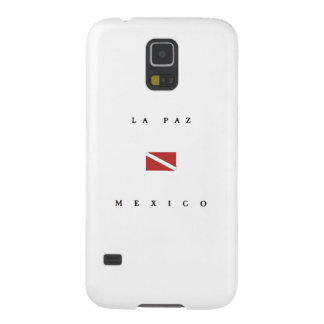 La Paz Mexico Scuba Dive Flag Galaxy S5 Cover