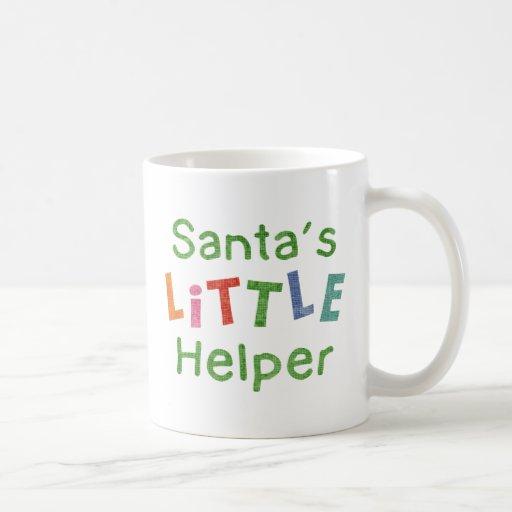 La petite aide de Père Noël Mug