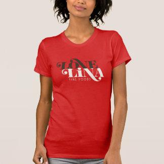 La pièce en t des femmes de Lina d'amour T-shirts