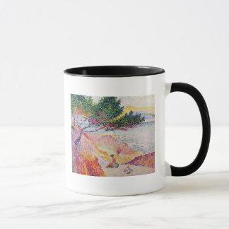 La Plage de Saint-Clair, 1906-07 Mug