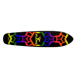 La planche à roulettes de planche skateboards personnalisables