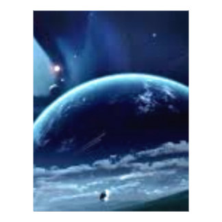 la planet terre letterhead