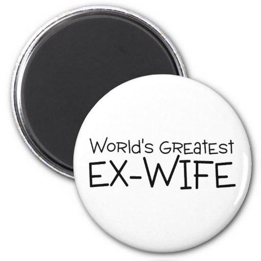 La plus grande épouse ex des mondes aimants