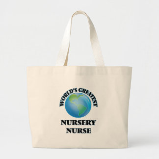 La plus grande infirmière de la crèche du monde sac