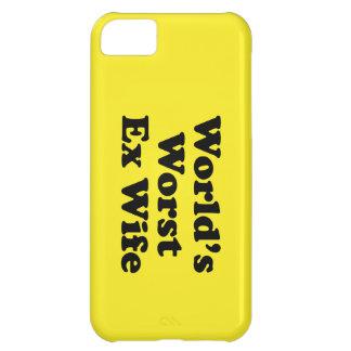 La plus mauvaise épouse ex du monde coques iPhone 5C
