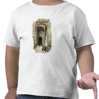 La porte de la justice, entrée vers Alhambra, Gra T-shirts