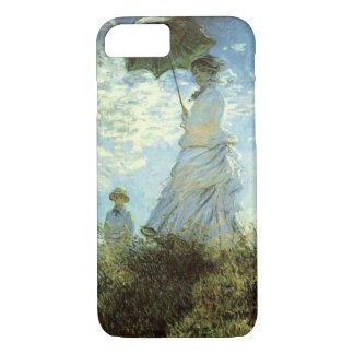 La Promenade - Claude Monet iPhone 7 case